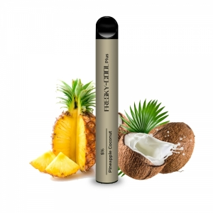 POD Fresky-Cool Pineapple Coconut 1200 puffs